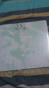 Bản 25cm màu xanh vân mây