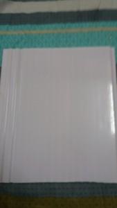 Bản 18cm màu trắng