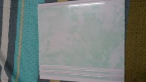 Tấm trần bản 18cm màu xanh vân mây