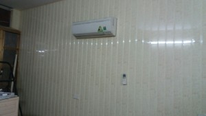 Ốp tường bằng tấm nhựa khổ rộng 10 cm