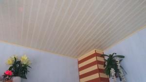 Trần nhựa và ốp cột 10cm Ốp xung quanh bane 25cm