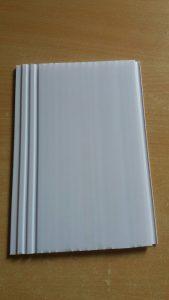 tấm nhựa ốp tường bản 18cm màu trắng