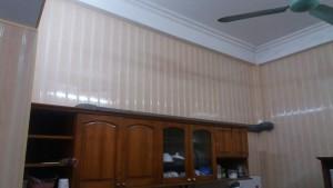 ốp tường nhựa phòng bếp